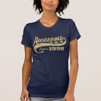 Awesome Since 1995 T-Shirt