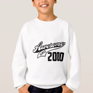 Awesome Since 2000 Shirts