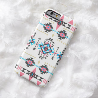Awesome tribal ethnic Navajo geometric pattern Barely There iPhone 6 Case