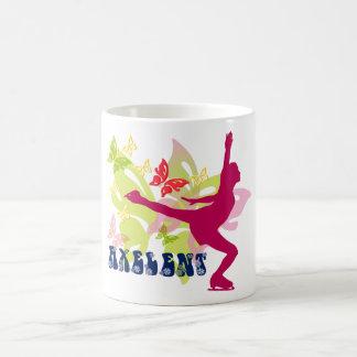 Axelent Ice Skater Mug