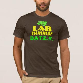 ay, LAB, summer, DATZ.Y. T-Shirt