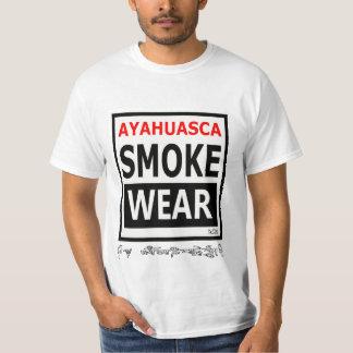 AYAUASCA SMOKE WEAR VISION DMT SPIRITUAL GRAFFITI T-Shirt