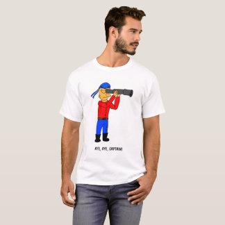 Aye, Aye, Captain Pirate T-shirt