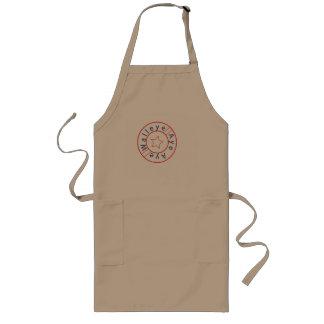 Aye Aye Walleye apron