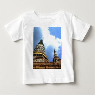 Ayutthaya. Wat Yai Chai Mongkol. Baby T-Shirt
