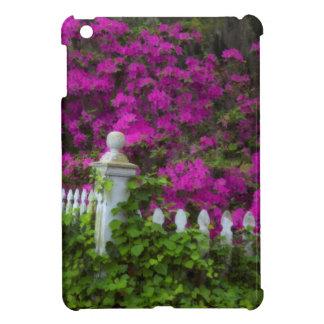 Azaleas in the spring at Historic Isle of Hope iPad Mini Case