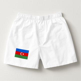Azerbaijan Flag Boxers