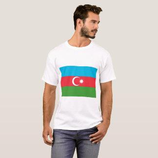 Azerbaijan National World Flag T-Shirt