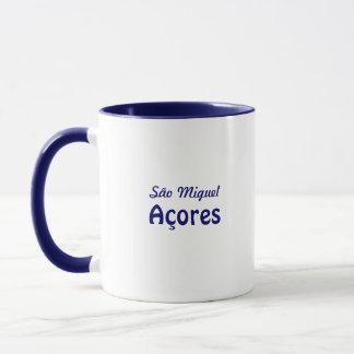 Azorean architecture mug