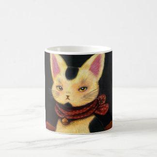Azuki bean coffee mug