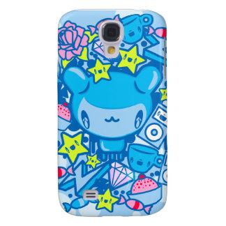 Azul Boy Galaxy S4 Case