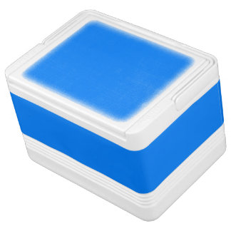 Azure Solid Colour Customise It Chilly Bin