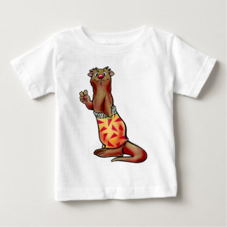 Azzy Surf Otter Toddlers Shirt
