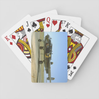 B25, Heavenly Body._WWII Planes Playing Cards