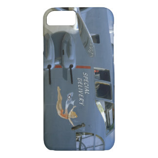 B25 'Special Delivery'_WWII Planes iPhone 8/7 Case