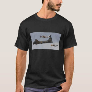 b-17 p-51 formation T-Shirt