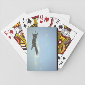 B-1 Bomber_Military Aircraft Playing Cards