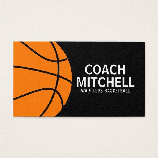 B Baller Black Business Card
