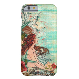 B iPhone 6 case Cover Mermaid IT!! Barely There iPhone 6 Case