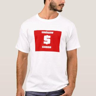 B & P: cashcow cinema T-shirt