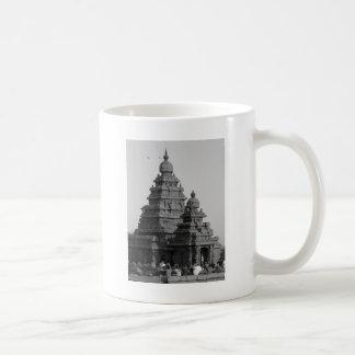 B&W Golden Temple in India Coffee Mug