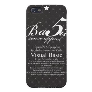 Ba5ic iPhone 5 Covers