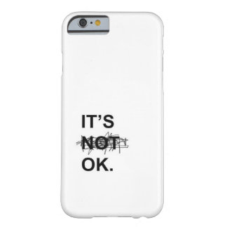BA_38 BARELY THERE iPhone 6 CASE