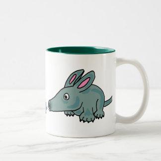 BA- Aardvark Family Mug