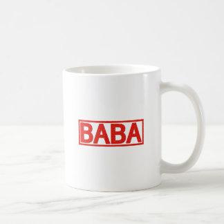 Baba Stamp Coffee Mug