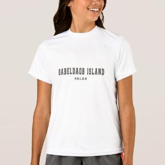 Babeldaob Island Palau T-Shirt