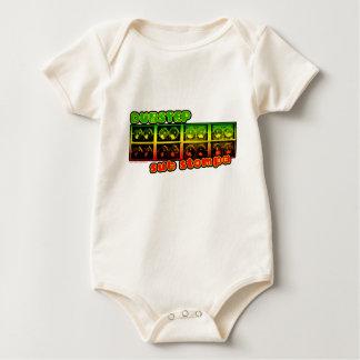 Babies DUBSTEP REGGAE kids baby Baby Bodysuit