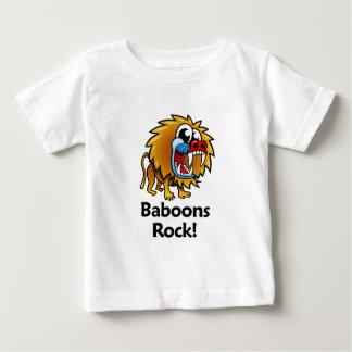 Baboons Rock! Baby T-Shirt