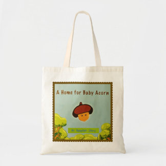 Baby Acorn Tote (addt'l styles & colors)