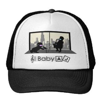 Baby AJ Jazz Musician Cap