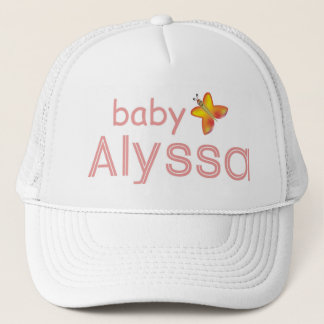 Baby Alyssa Trucker Hat