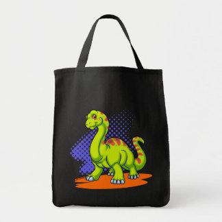 Baby Apatosaurus Tote Bag