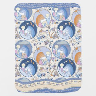 Baby, Baby, Snuggle Up Baby Blanket