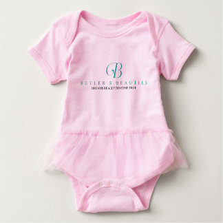 Baby BB Girl Tutu Baby Bodysuit