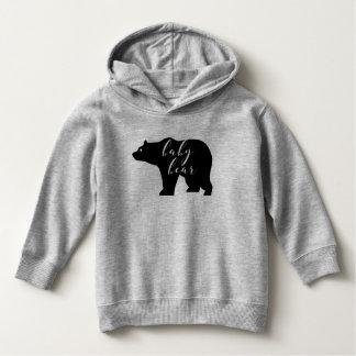 """""""baby bear"""" hoodie"""