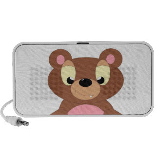Baby Bear Laptop Speakers