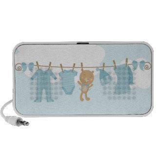 Baby Bear Notebook Speaker