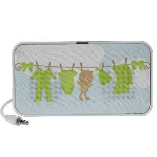 Baby Bear Speaker System
