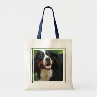 Baby Bernese Mountain Dog Tote Bag