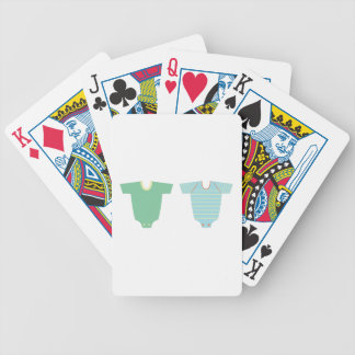 Baby Bicycle Playing Cards
