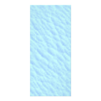 Baby Blue Clouds textures Rack Card Design