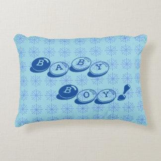 Baby Boy Blue Pillow