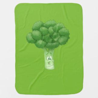Baby Broccoli blanket