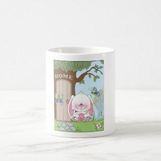 Baby Bunny Cartoon Magic Mug