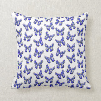 Baby Butterfly Throw Pillow