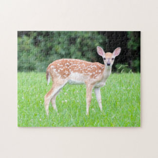 Baby Deer Jigsaw Puzzle